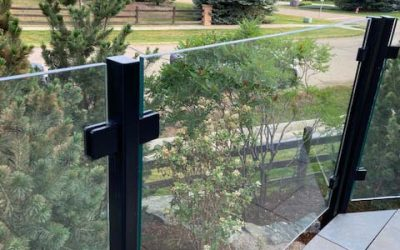 Replace Your Wood Handrail with Glass