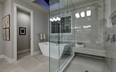 How to Keep Your Shower Glass Clean Without Using Harsh Chemicals